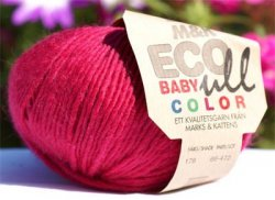 Eco Baby Ull Color 0178
